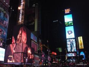 ニューヨークの夜